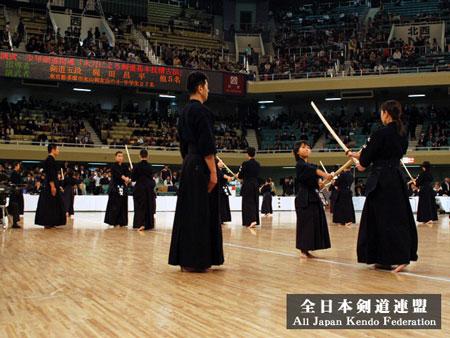 第57回全日本剣道選手権大会_少年剣道指導