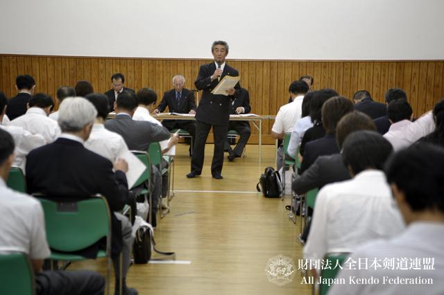 第3回全日本都道府県対抗女子剣道優勝大会監督会議_004