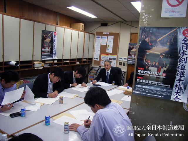 第59回選手権大会記者説明会