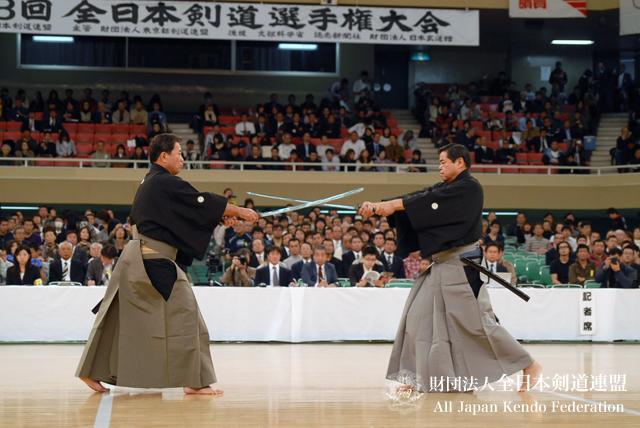 第58回全日本剣道選手権大会日本剣道形演武