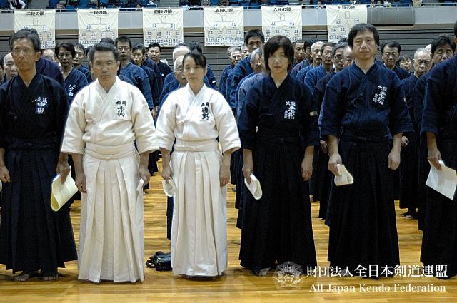 第38回全日本杖道大会 三段 優秀賞
