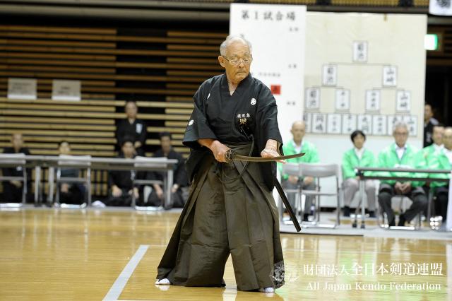 第46回全日本居合道大会 個人演武 児嶋範士