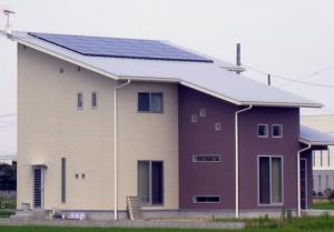 Honda太陽光発電とファース住宅
