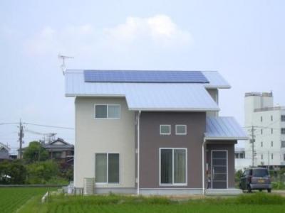 ファースの家とHonda太陽光発電