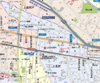 AKK事務局の地図