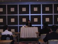 岡田ユキ講演