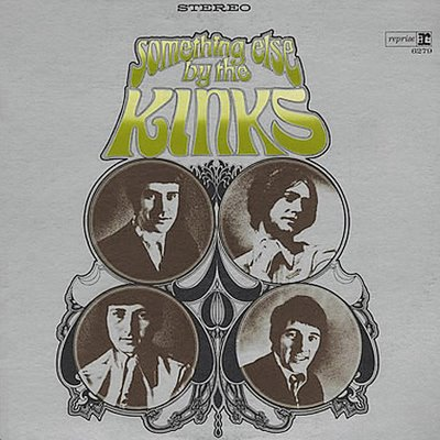 The Kinks/Something Else By [1968]