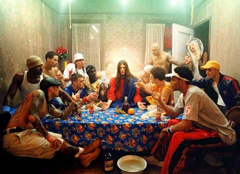 最後の晩餐 パロディ