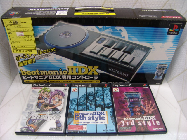 beatmania IIDX INFINITASの専コンでのプレイ環境を整える - 模索する俺たち