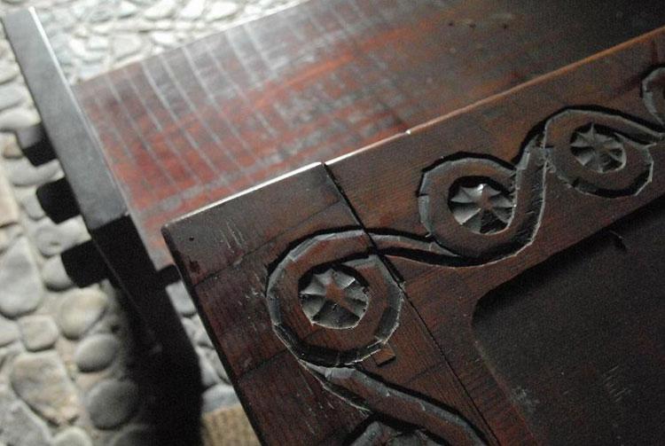 児島虎次郎の机