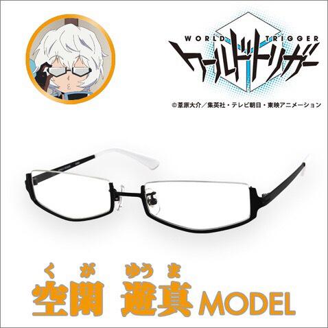 キャラクター コラボ 眼鏡