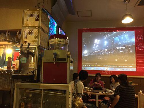 山梨県甲府市本格的な石焼ビビンバが美味しい店本場の味