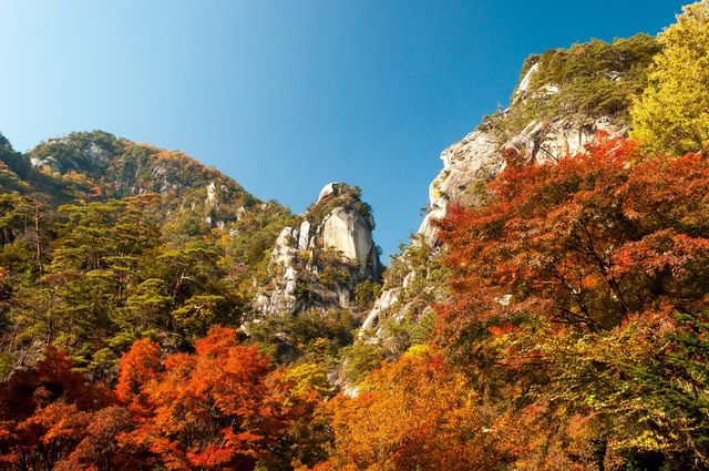 西沢渓谷昇仙峡紅葉巡りおすすめの食事郷土料理ほうとう