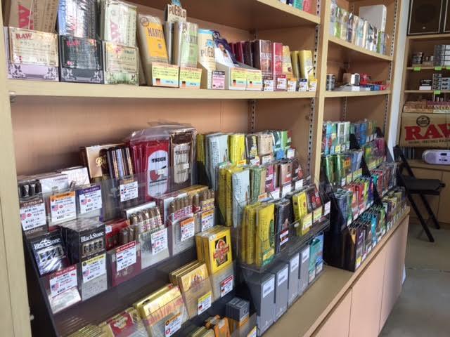 山梨甲府各種タバコ手巻きタバコ予約ができるタバコ屋店カートンまとめ買い