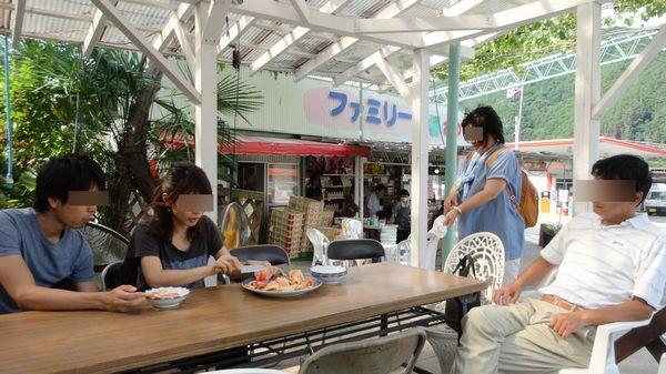 山梨御坂桃狩り食べ放題は幸せSNS投稿タイムラインが映えるオススメ観光農園桃直売所