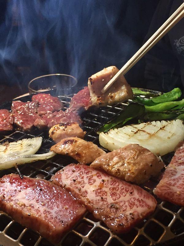 札幌市中央区すすきの和牛焼肉二代目ばんばんクチコミ評判個室焼肉食べ放題おすすめ店