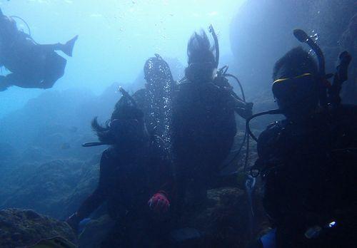 沖縄那覇市体験ダイビングに離島ダイビング!2019年(令和元年)7月,8月も完全貸切できるおすすめダイビングショップ