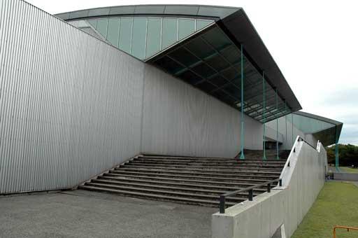 酒田国体記念体育館