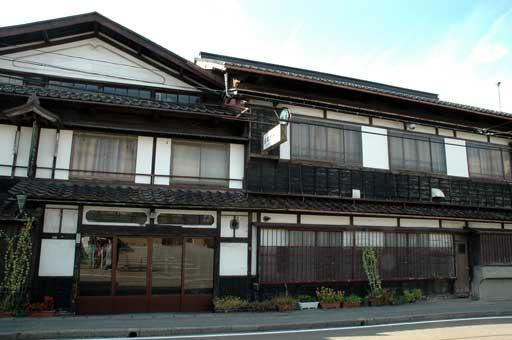 鶴岡ホテル