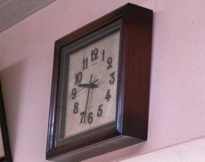 旭化成からの記念の時計