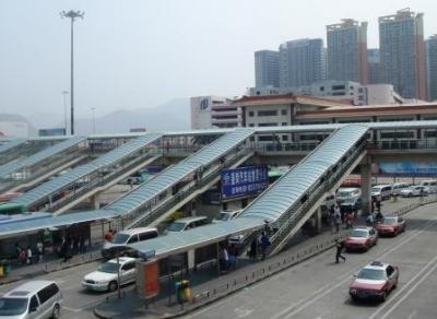 皇崗バスターミナル