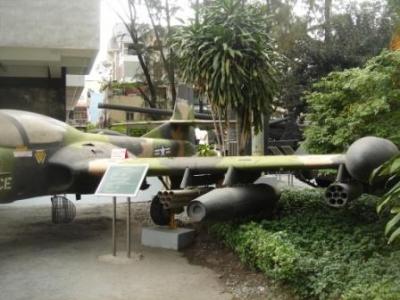 ベトナム戦争博物館1