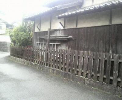 オーキッドビル付近の石垣1