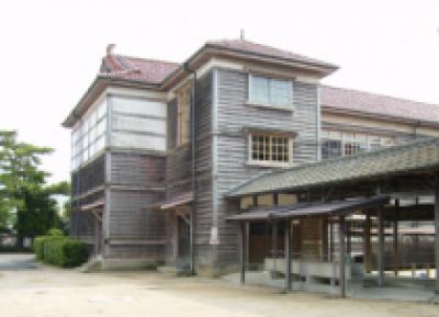 萩の明倫小学校