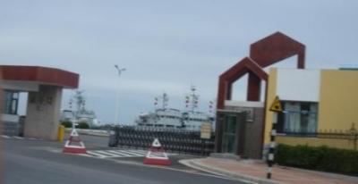 小さな駆逐艦?