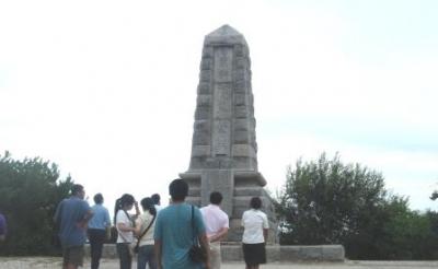 東鶏冠山の要塞2