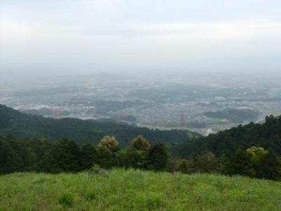 基肄城(きいじょう)から小郡、久留米