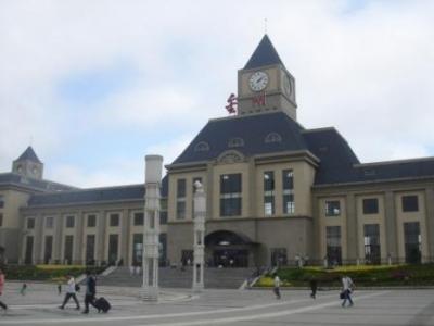 新しい金州駅