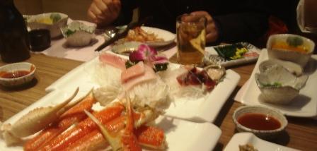 朝鮮族の日本料理店