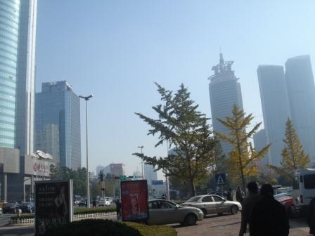 中国銀行青島支店