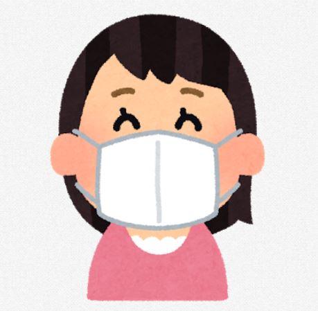 新型肺炎でマスク不足