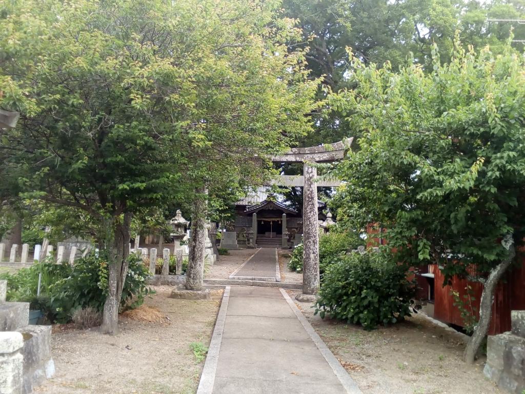大刀洗王子神社
