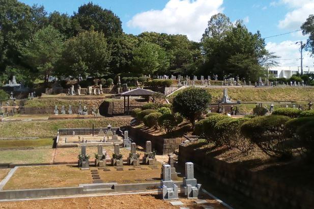 お墓2020年8月