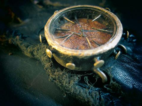 GothicLaboratory 時計