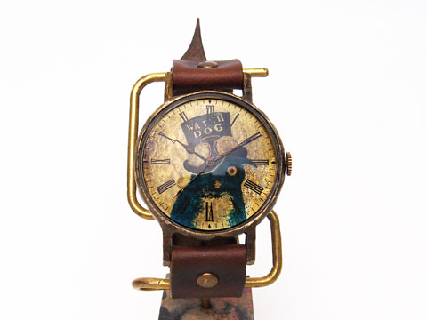ウォッチドッグ 腕時計
