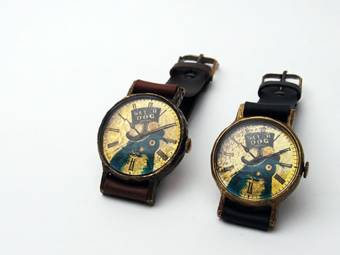 ディーティーズウォッチドッグ 腕時計
