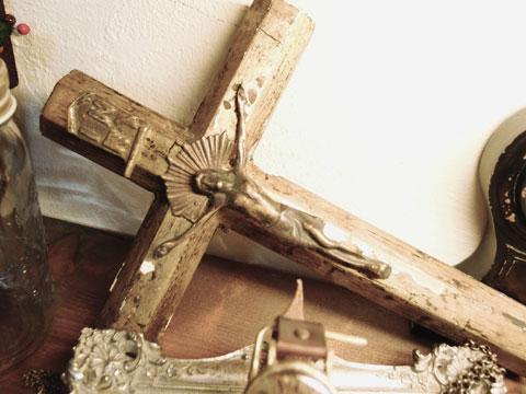 イタリア製 十字架 クロス