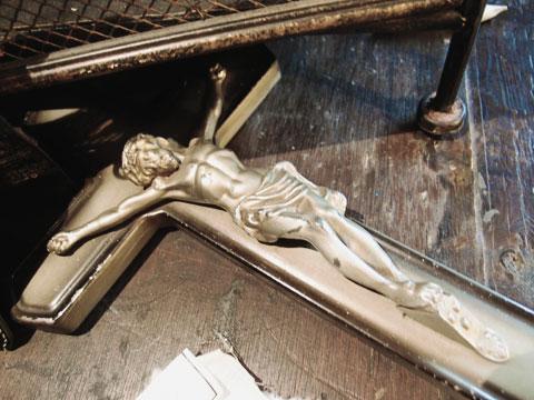 ドイツ製 十字架 クロス