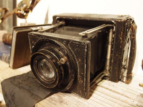 蛇腹カメラ