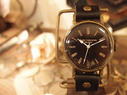 Gothic Laboratory シルバー925の腕時計 adam Silver Quintuple