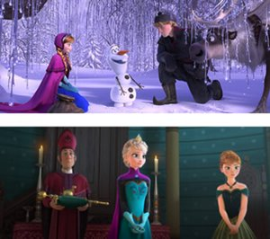 アナと雪の王女1