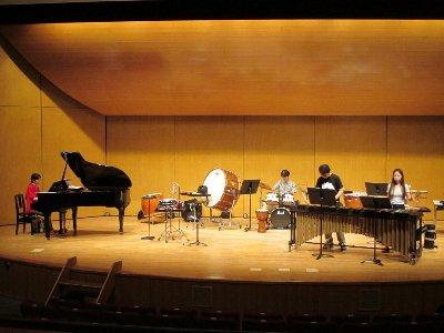 九州打楽器合奏団コンサート