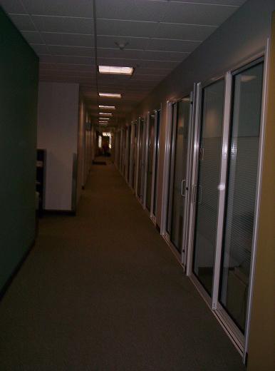 SUN ここでJ2SEが生まれている・・・廊下