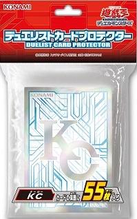 遊戯王 再販情報 KCプロテクター(スリーブ)が4/7にお店に入荷予定!
