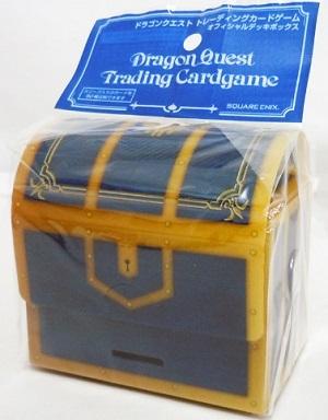 ドラクエ 宝箱型デッキケースが超激安セール なんと定価から約90%OFF!!