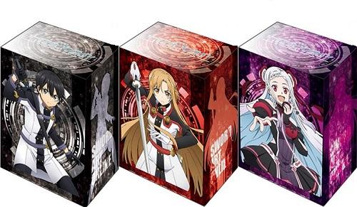 劇場版 SAO デッキホルダー予約情報 『キリト』『アスナ』『ユナ』など全7種類が登場!